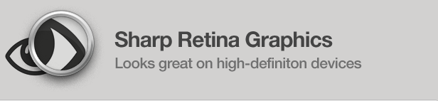 Sharp Retina Graphics